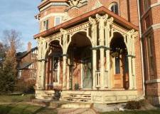 Award-winning Porch  Re-creation
