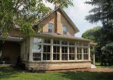 Farmhouse Conservatory  Addition
