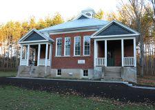 Historic Centreton Schoolhouse
